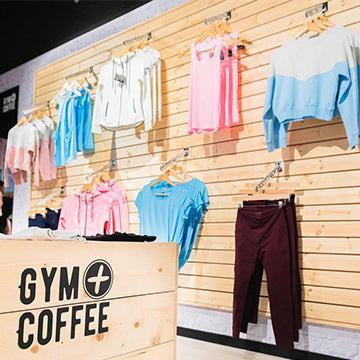 Gym+Coffee New Blanchardstown Store