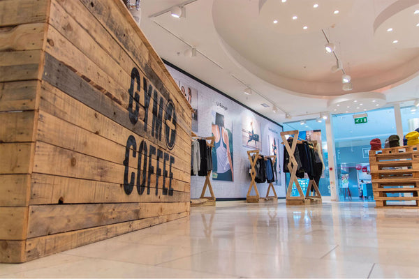 Gym+Coffee Store in Dundrum Town Centre, Dublin