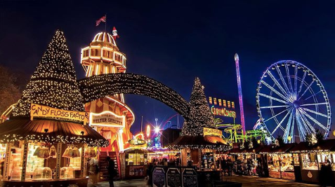 Hyde Park Winter Wonderland - Best Christmas Markets in London
