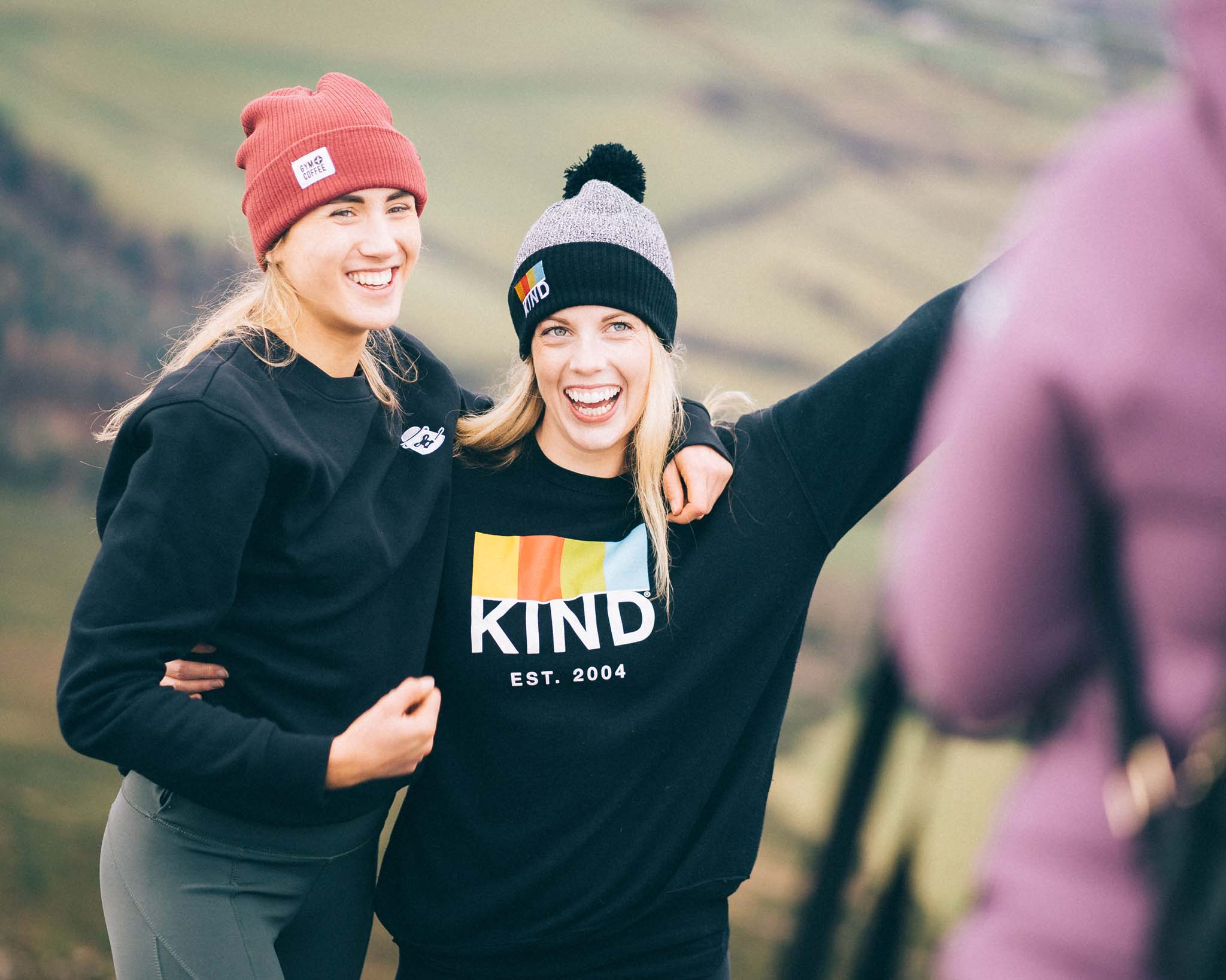 Kind Snacks Ireland Bars and Gym+Coffee Partnerships