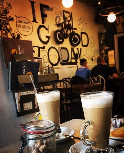 Look Mam No Hands - Best Coffee + Brunch Spots in Swords and Balbriggan