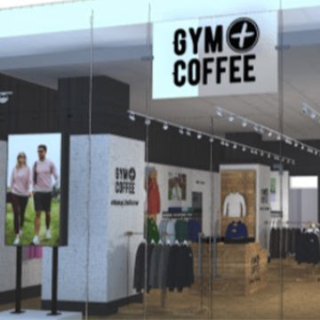 Gym + Coffee London Westfield Pop-Up