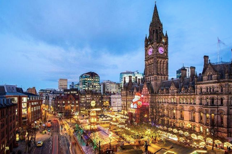 Manchester Christmas Market 2019 - Best UK Christmas Markets to Visit