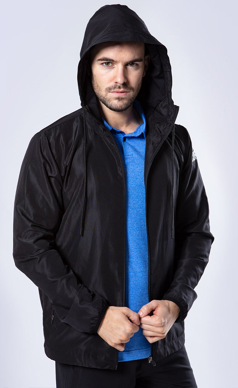 Mens Summit Outdoor Jacket by Gym+Coffee