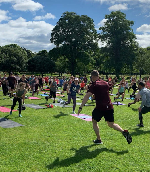 National Fitness Day Dublin Docklands Event September 26th 2019