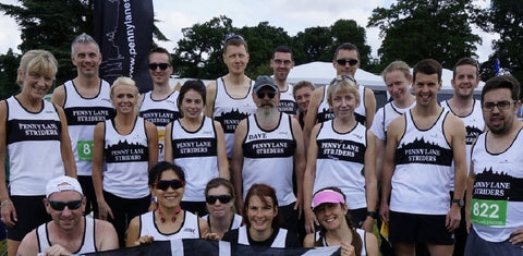 A social running group for all levels with the Penny Lane Striders.