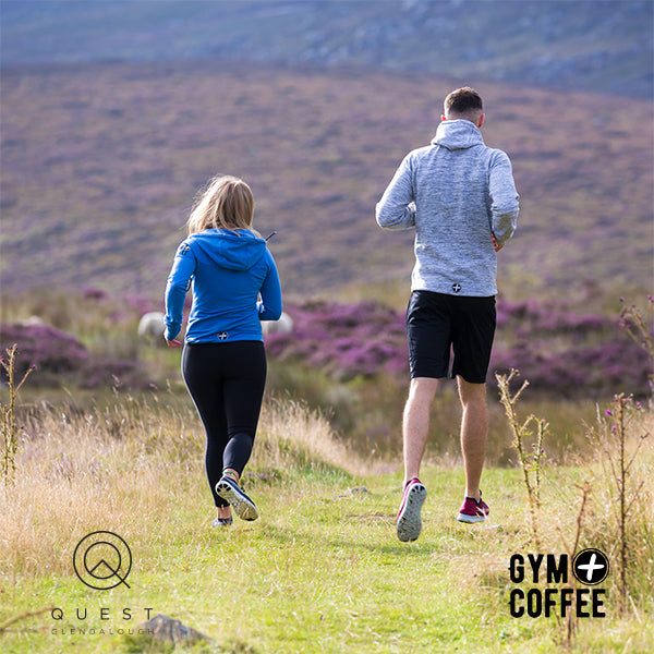Gym+Coffee and Quest Adventure Race at Glendalough Event Partnership