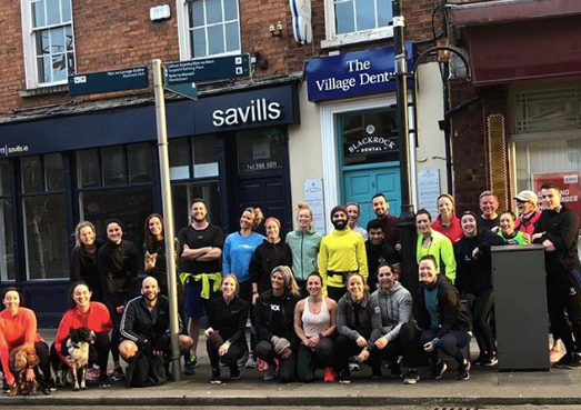 Run Talk Run Dublin Community Running Group