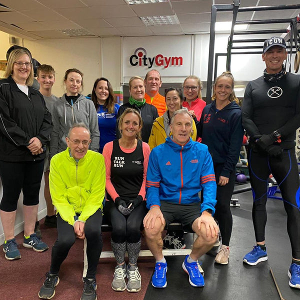 Run Talk Run Community Running Group and Mental Health Support in Eastbourne