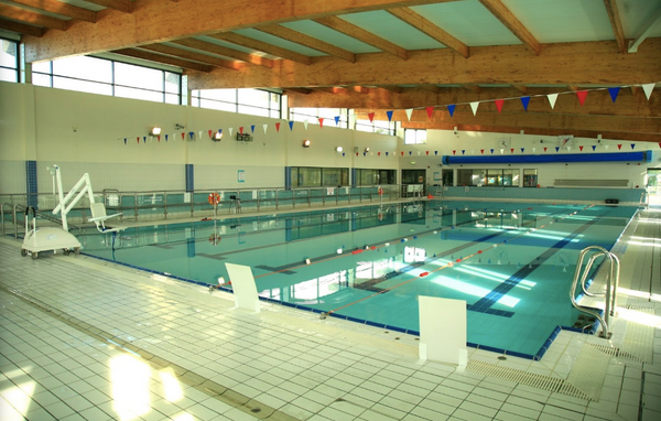 Longford Sports and leisure Centre Coral Leisure swimming pool
