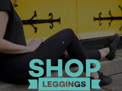 Gym+Coffee Leggings Designed in Ireland
