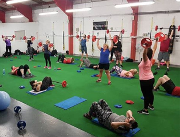 The Fit Factory Limerick - Best Gyms and Fitness Classes in Limerick