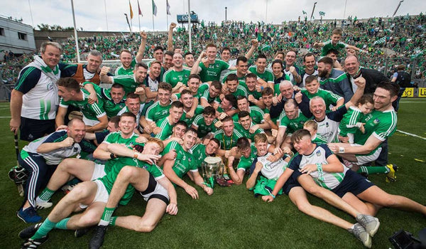Limerick's 2018 All-Ireland Winning Hurlers - The Shannonsiders