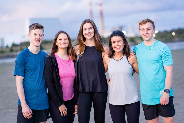 The Urban Run Project Beginners Run Club in Sandymount, Co.Dublin