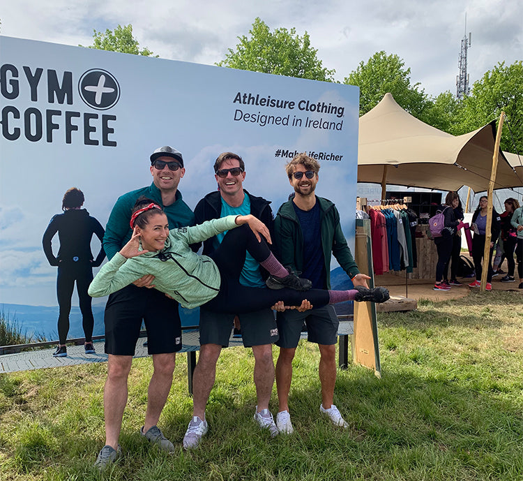 Gym+Coffee + Galz Gone Wild at Wellfest 2019