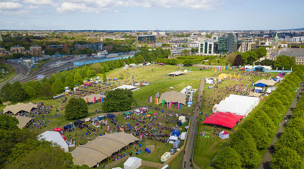 Wellfest, Ireland's Largest Outdoor Wellness Festival in May 2020