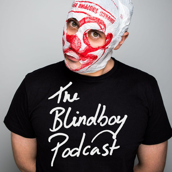 The BlindBoy Podcast - Best Irish Podcasts to Listen to in 2020
