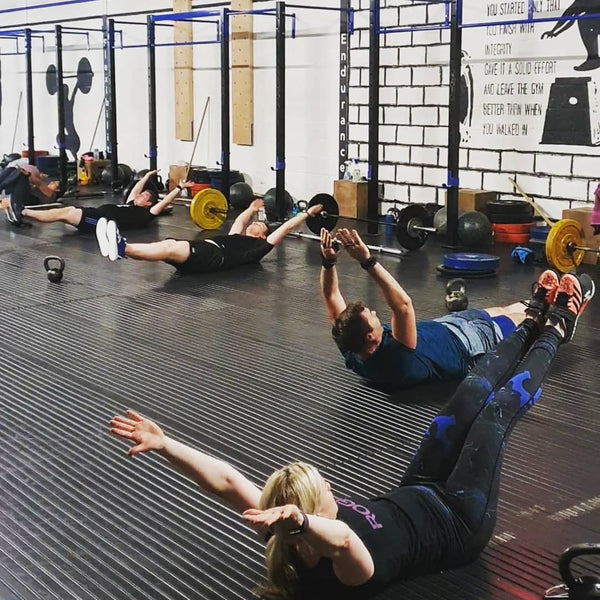 Best Gyms Galway CrossFit Galway gym