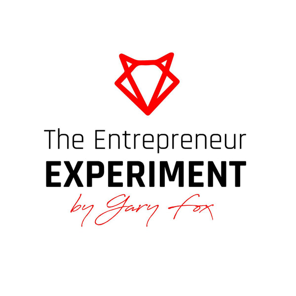 The Entrepreneur Experiment Podcast with Gary Fox - Best Irish Podcasts for 2020