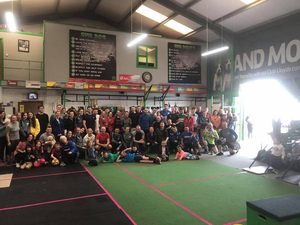 Fitness Factory gym Longford fitness instructors