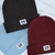 Shop gifts under €50 Gym plus coffee beanies black blue grape
