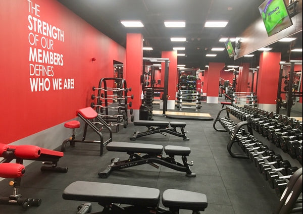 Best gyms Galway Snap Fitness Galway