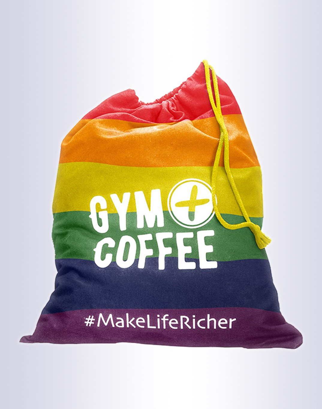 Gym Plus Coffee Bag Pride Totes Ma Goats Designed in Ireland