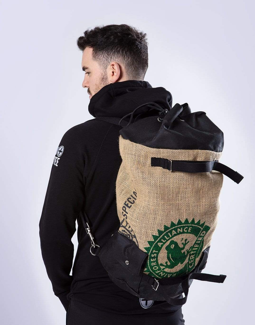 Gym Plus Coffee Bag The Duffel Designed in Ireland