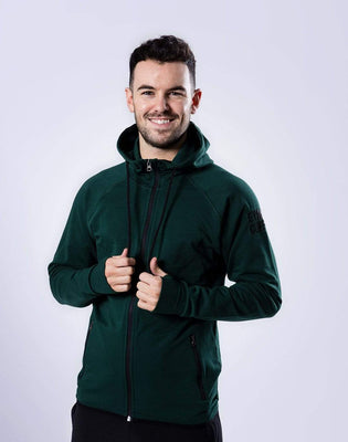 Men's Forest Green Hoodie