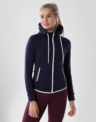 Chill Hoodie in Navy