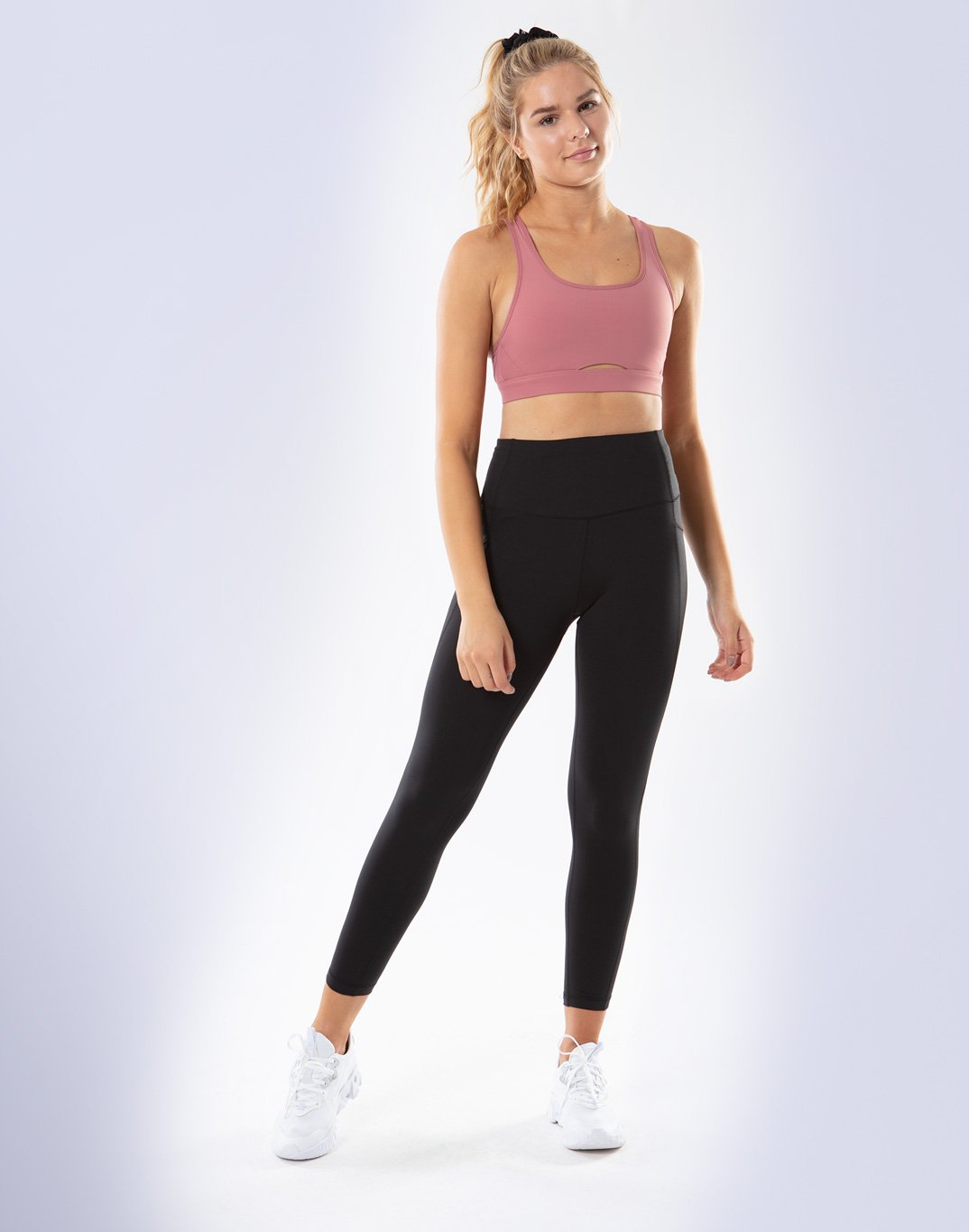 Gym Plus Coffee Leggings All-In 2.0 in Black Designed in Ireland
