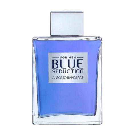 Antonio Banderas Blue Seduction Man frasco