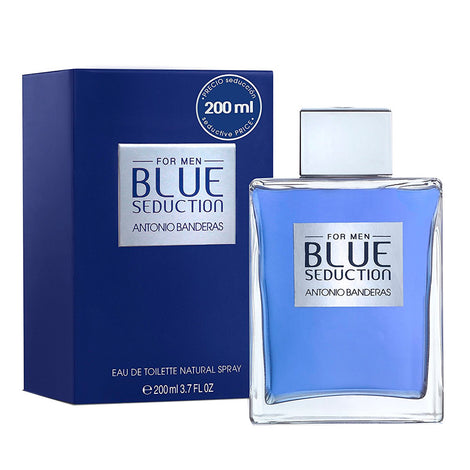 Antonio Banderas Blue Seduction para hombre