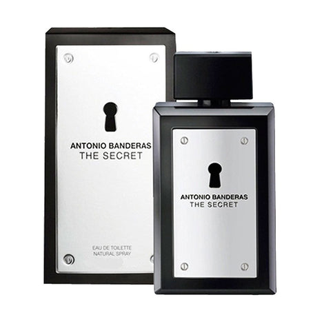 Antonio Banderas The Secret eau toilette