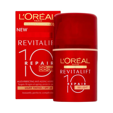 L'Oreal Revitalift Total Repair 10 BB cream light