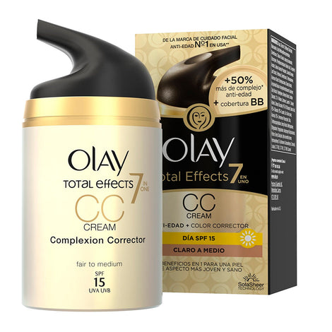 Olay Total Effects CC cream corrector medio