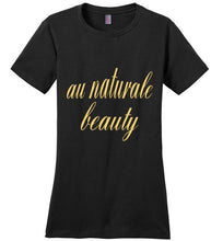 Au Naturale Beauty Tee
