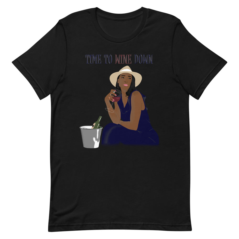 Wine Down T-Shirt