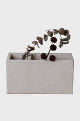 Bella Marble Brush Holder