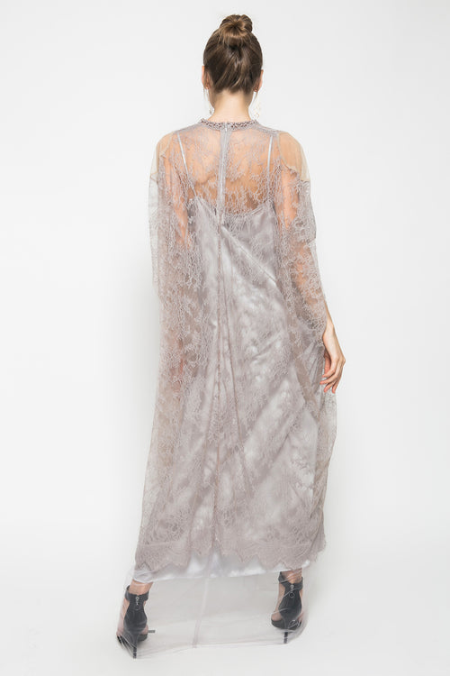 Isabelle Kaftan in Grey