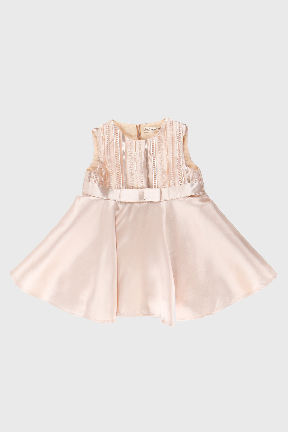 Little Mokko Holly Dress in Gold