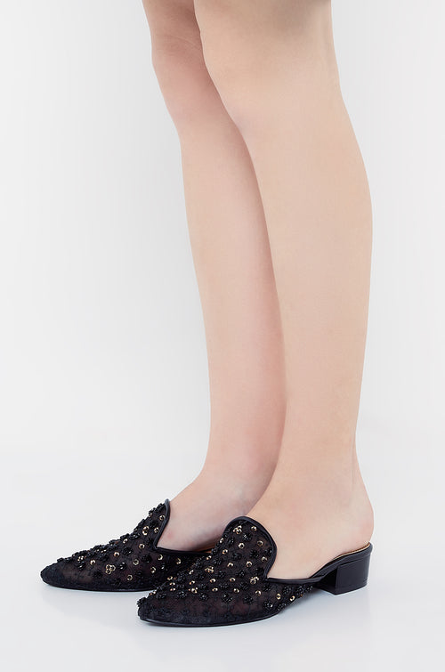 Vara Shoes In Black