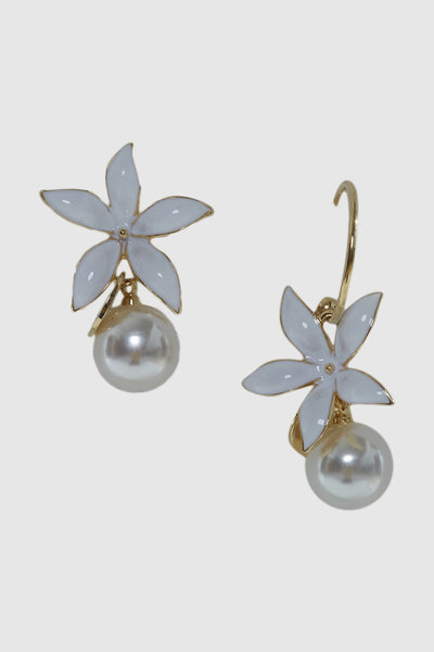 Serra Celadine Florets Earrings