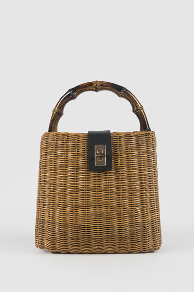 Weweave Retta Bag in Brown