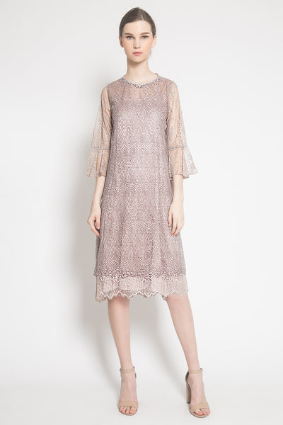 Naima Dress in Lavender