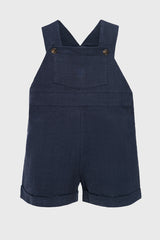 Minggu Overall in Navy