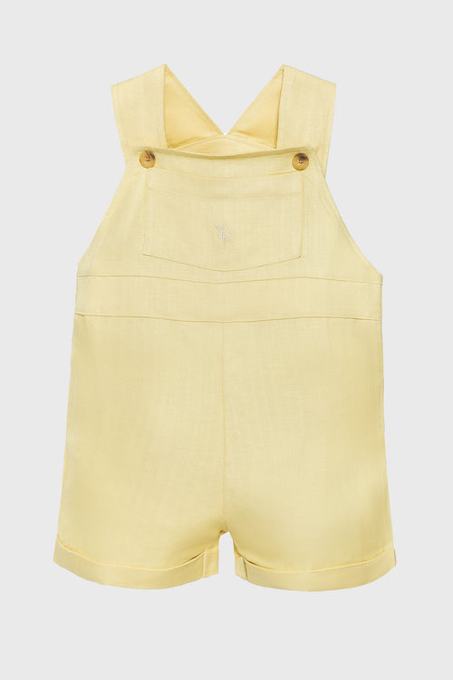 Minggu Overall in Lemon
