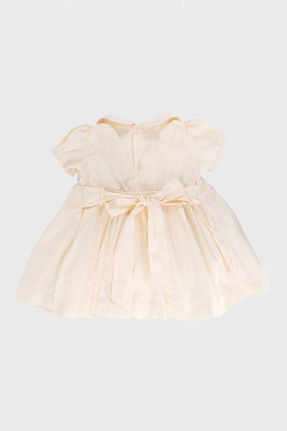 Tykes & Tots Gold Dress