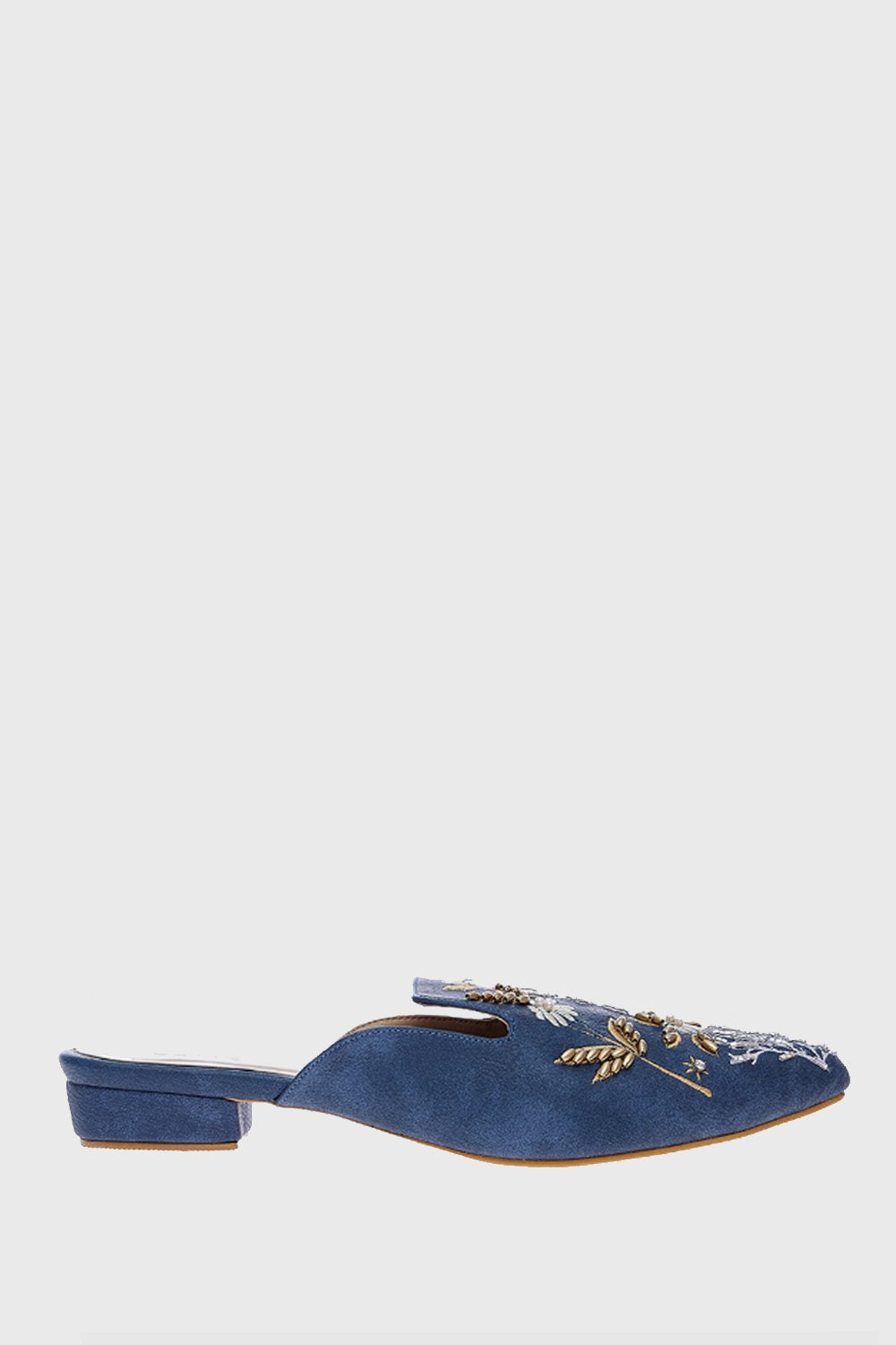 Mila Shoes in Blue