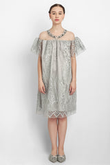Vanesha Dress in Grey